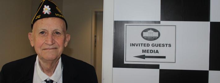 Garland Denny White House Invitee