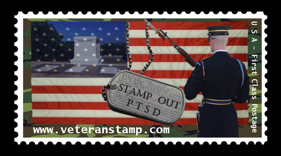 Draft of the Veteran Stamp